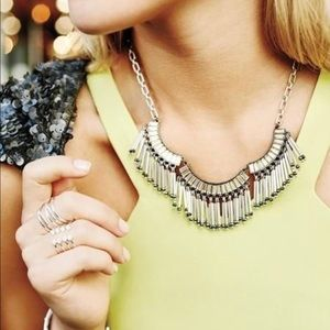Stella & Dot Jewelry - Stella and Dot Twilight Fringe Necklace